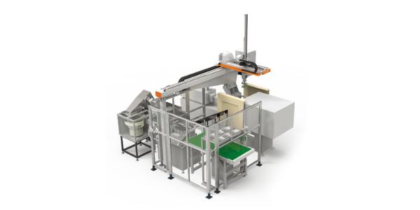 14 Soluções integradas de automação e células produtivas_Inserting and detection system for engine cylinder lid