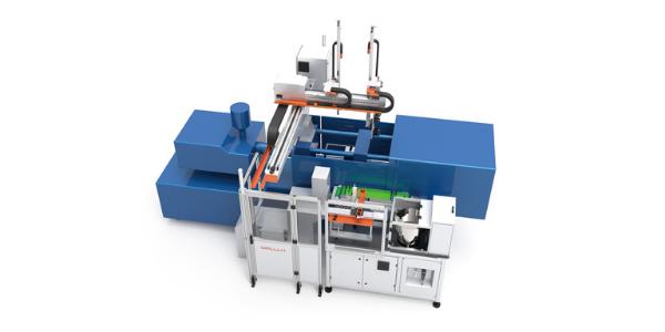 15 Soluções integradas de automação e células produtivas_Inserting system for screw shaft